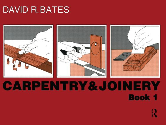 Carpentry and Joinery Book 1 book cover