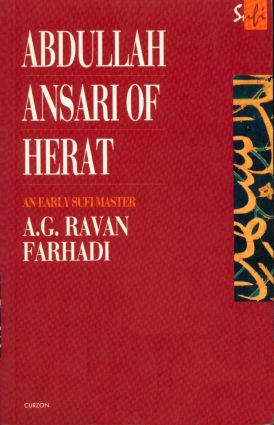 Abdullah Ansari of Herat (1006-1089 Ce): An Early Sufi Master (e-Book) book cover