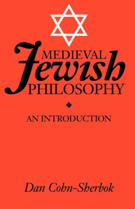 Medieval Jewish Philosophy: An Introduction (Paperback) book cover