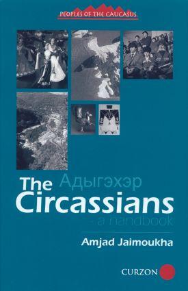 The Circassians: A Handbook (Hardback) book cover