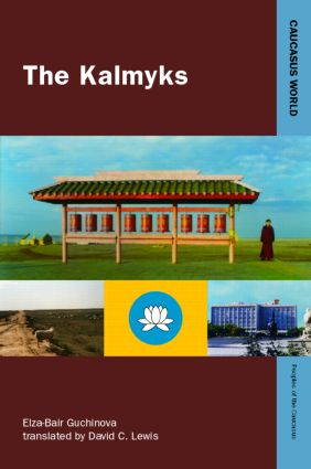 The Kalmyks (Hardback) book cover