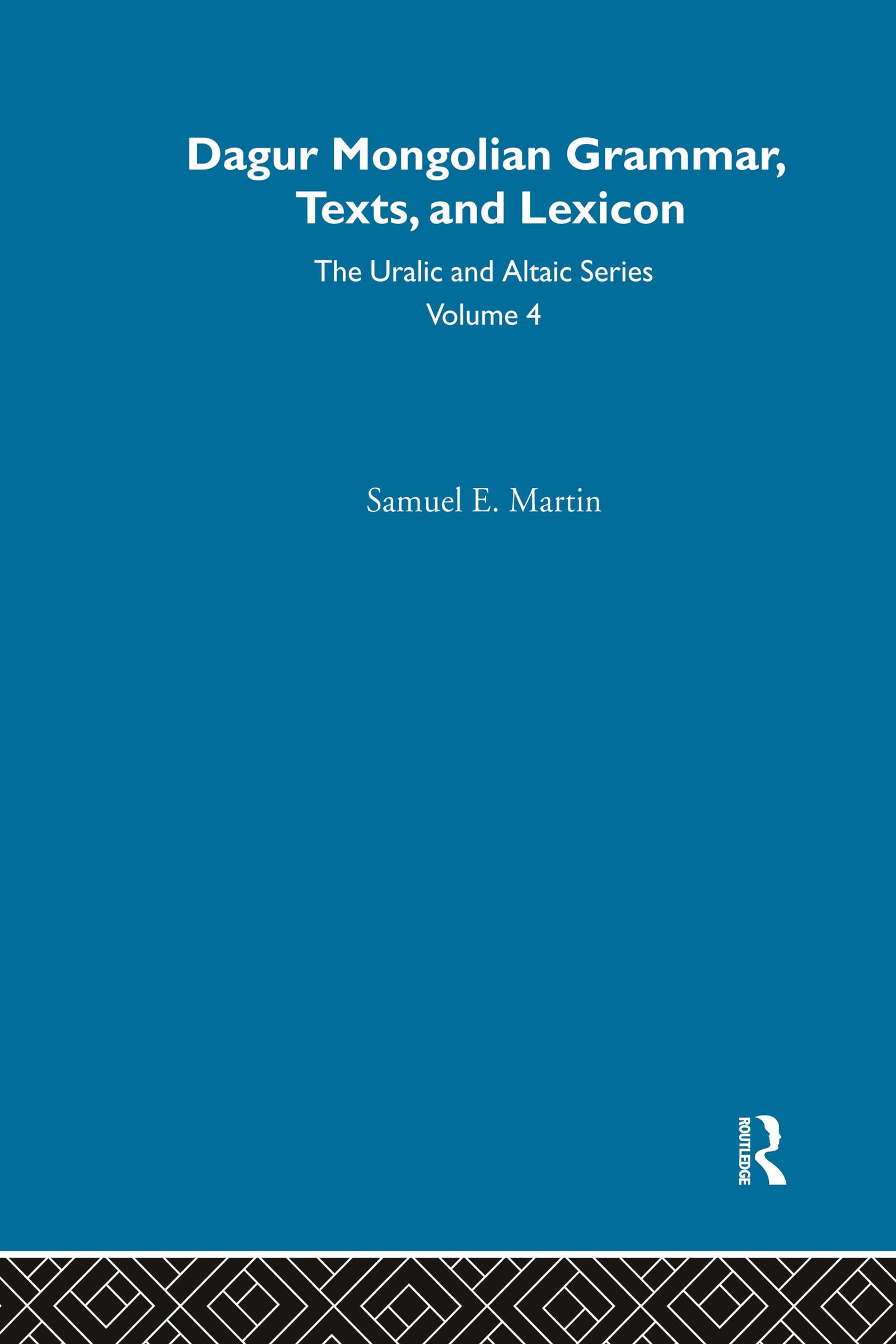Dagur Mongolian