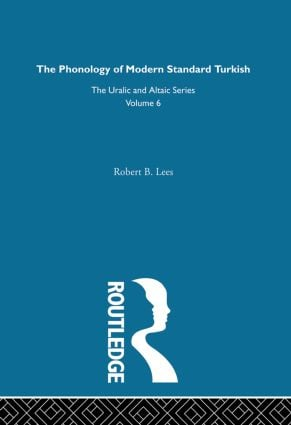 The Phonology of Modern Standard Turkish