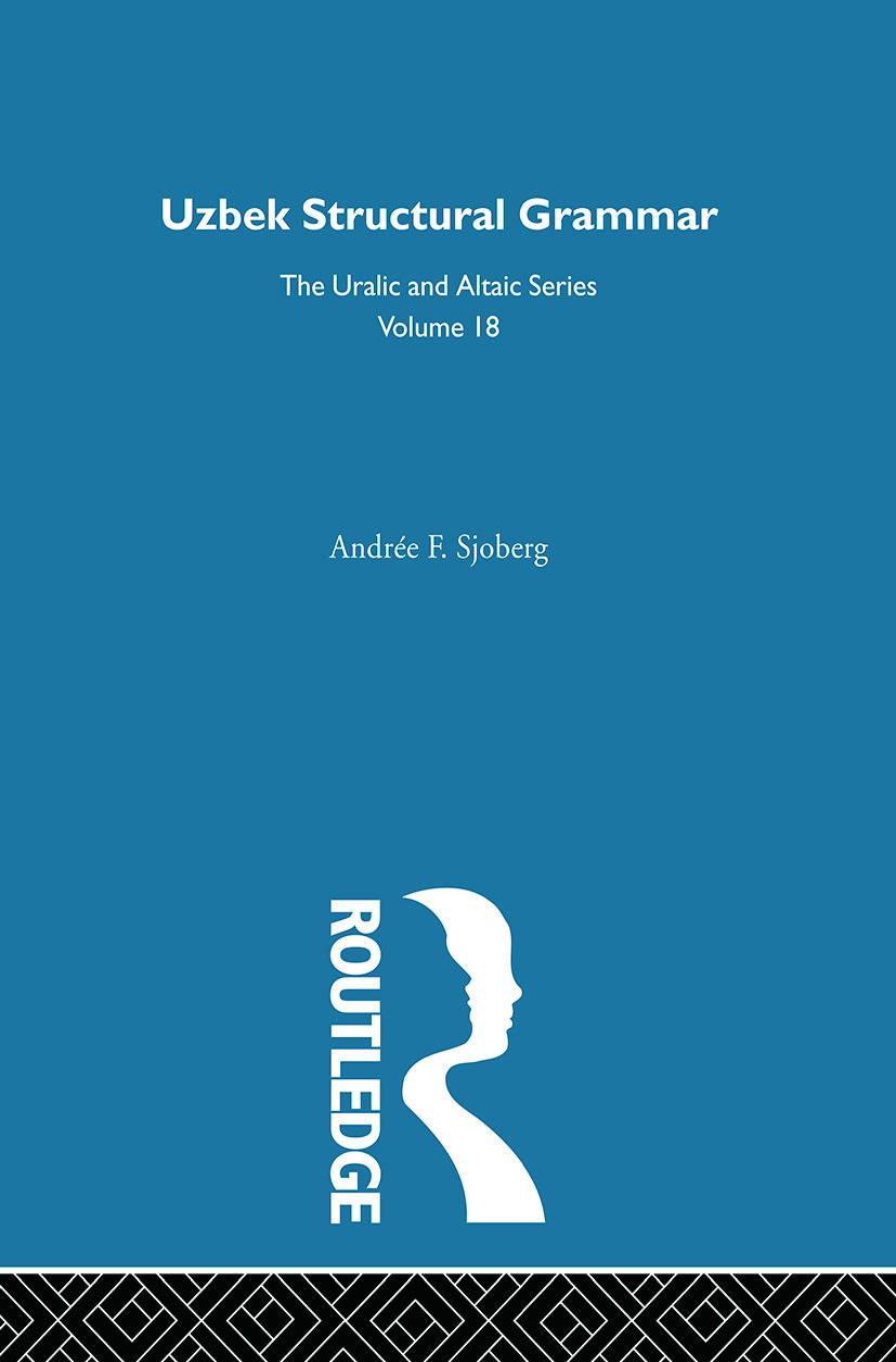 Uzbek Structural Grammar