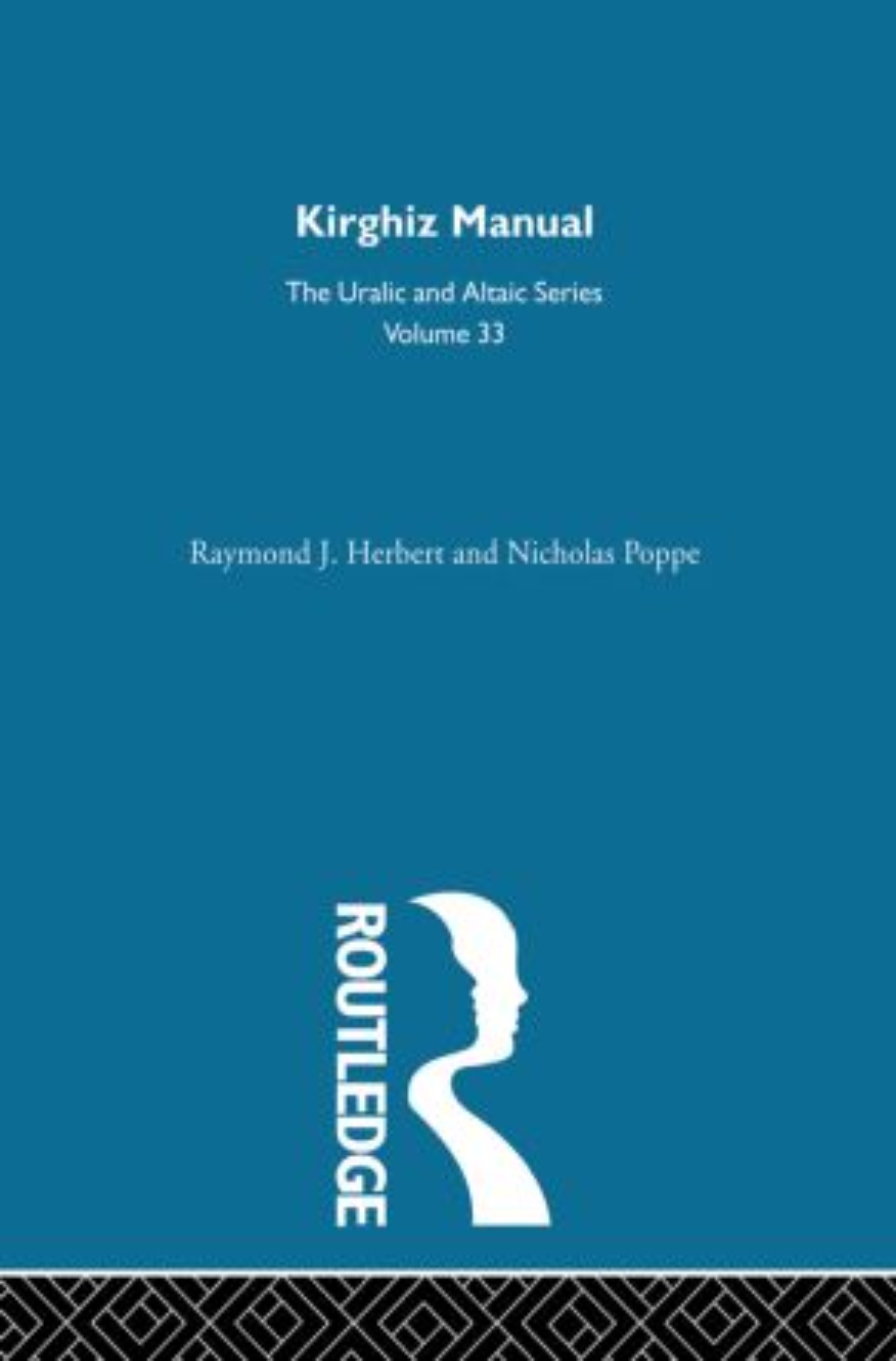 Kirghiz Manual