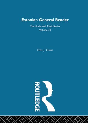 Estonian General Reader