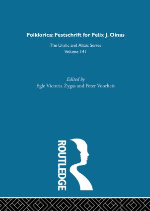 Folklorica: 1st Edition (Hardback) book cover