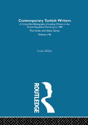 Contemporary Turkish Writers: 1st Edition (Hardback) book cover