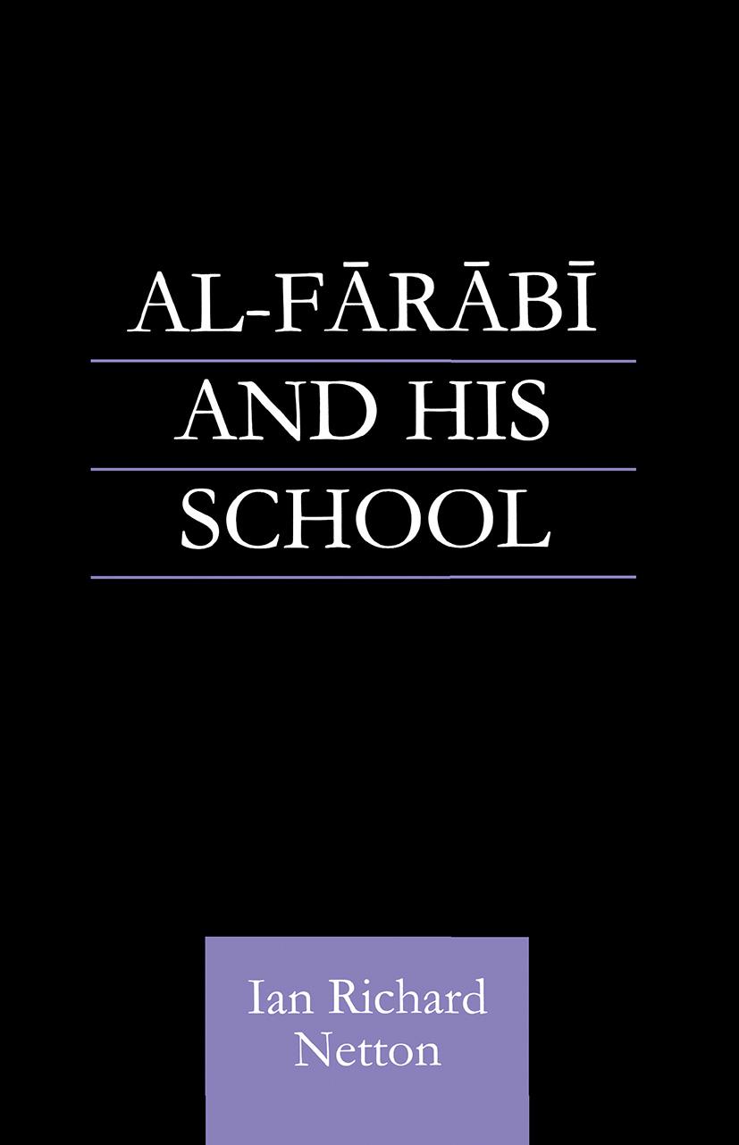 Al-Farabi and His School