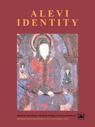 Alevi Identity (Paperback) book cover
