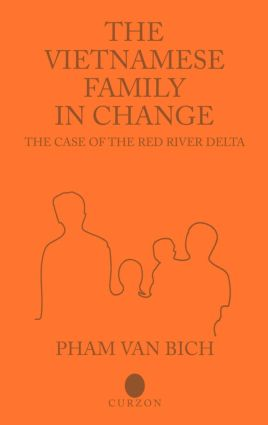 The Vietnamese Family in Change: The Case of the Red River Delta, 1st Edition (Paperback) book cover