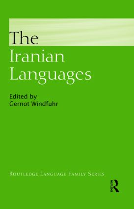 The Iranian Languages (Hardback) book cover