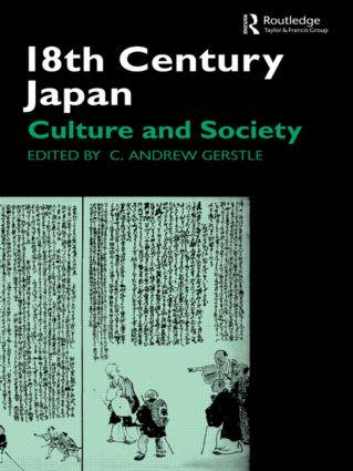 18th Century Japan