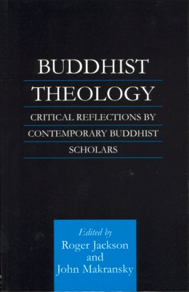 Buddhist Theology: Critical Reflections by Contemporary Buddhist Scholars book cover