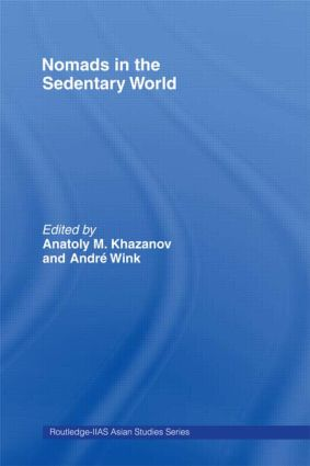 Nomads in the Sedentary World (Paperback) book cover