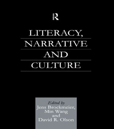 Literacy, Narrative and Culture (Hardback) book cover