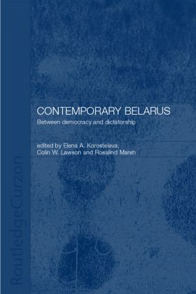 Path-dependence and the economy of Belarus