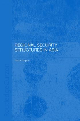 Regional Security Structures in Asia book cover