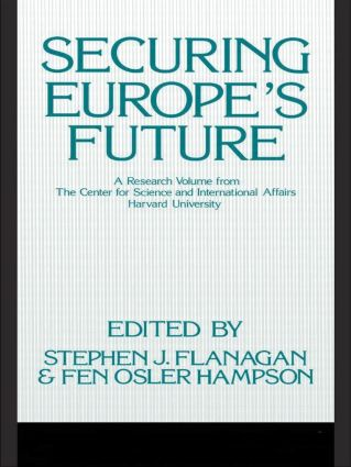 Securing Europe's Future: 1st Edition (e-Book) book cover