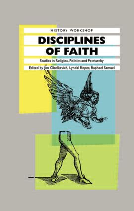 Disciplines of Faith: Studies in Religion, Politics and Patriarchy (Hardback) book cover