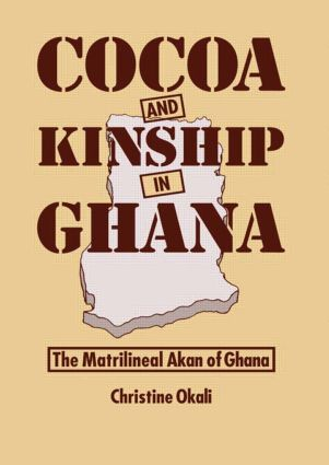 Cocoa & Kinship In Guana: 1st Edition (Paperback) book cover