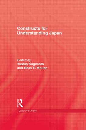 Constructs For Understanding Japan: 1st Edition (Paperback) book cover