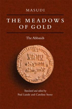 Meadows Of Gold: 1st Edition (Hardback) book cover