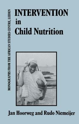 Intervention In Child Nutrition: 1st Edition (e-Book) book cover