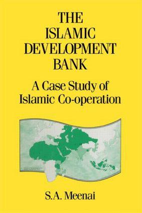 Islamic Development Bank: 1st Edition (Hardback) book cover