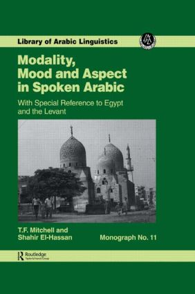 Modality Mood & Aspect Mon 11: 1st Edition (e-Book) book cover