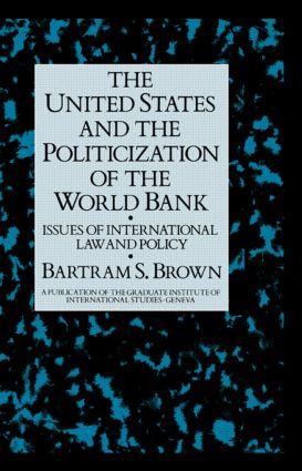 United States & The Politicizati