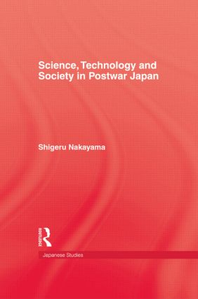 Science Technology & Society: 1st Edition (Hardback) book cover