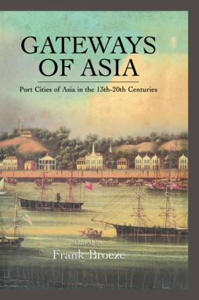 Gateways Of Asia: 1st Edition (Paperback) book cover