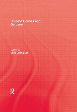 Chinese Houses: 1st Edition (Paperback) book cover