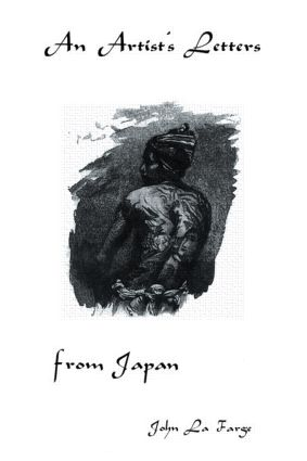 Artists Letters From Japan: 1st Edition (Paperback) book cover