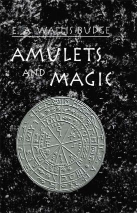 Amulets & Magic: 1st Edition (Paperback) book cover
