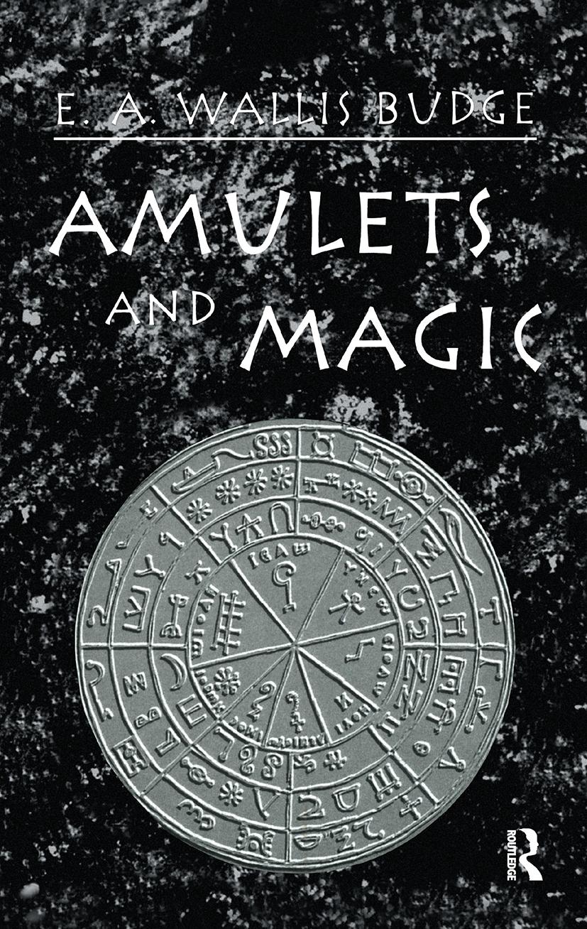 Amulets & Magic: 1st Edition (Hardback) book cover