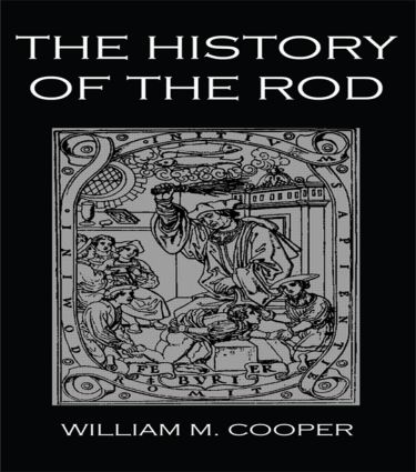 History Of The Rod: 1st Edition (Paperback) book cover