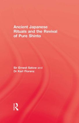 Ancient Japanese Rituals