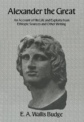 Alexander The Great: 1st Edition (Hardback) book cover