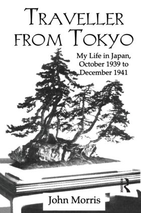 Traveller From Tokyo: 1st Edition (Paperback) book cover