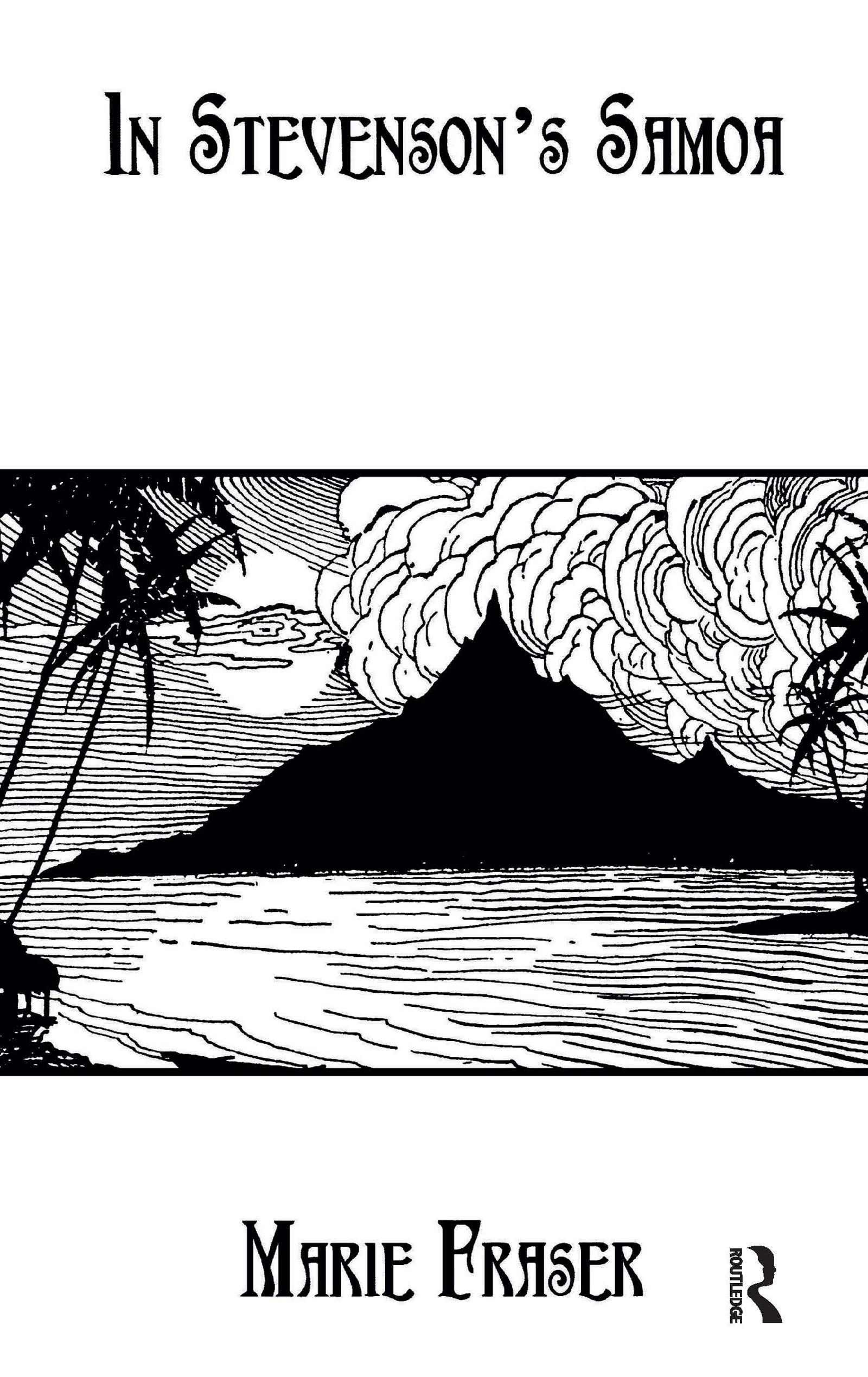 In Stevenson'S Samoa: 1st Edition (Paperback) book cover