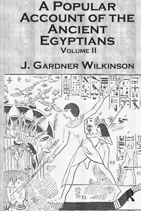 Ancient Egyptians (2 Vols): 1st Edition (Hardback) book cover