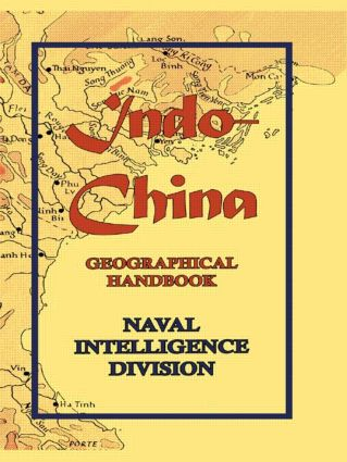Indo-China: 1st Edition (Paperback) book cover
