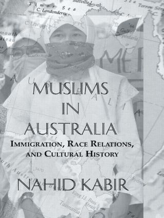 Muslims In Australia: 1st Edition (Hardback) book cover