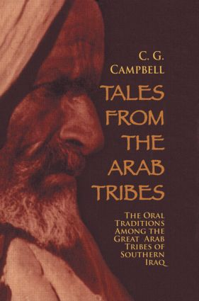 Tales Arab Tribes: 1st Edition (Paperback) book cover