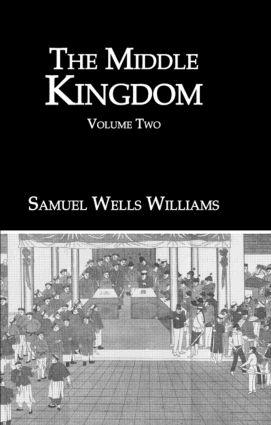 Middle Kingdom 2 Vol Set: 1st Edition (Hardback) book cover