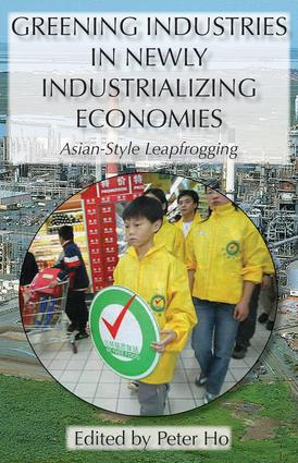 Greening Industries: 1st Edition (Paperback) book cover