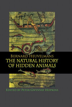 Natural History Of Hidden Animals (Hardback) book cover