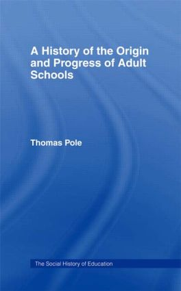 History of the Origin and P Cb: Hist Origin Adult School, 1st Edition (Paperback) book cover